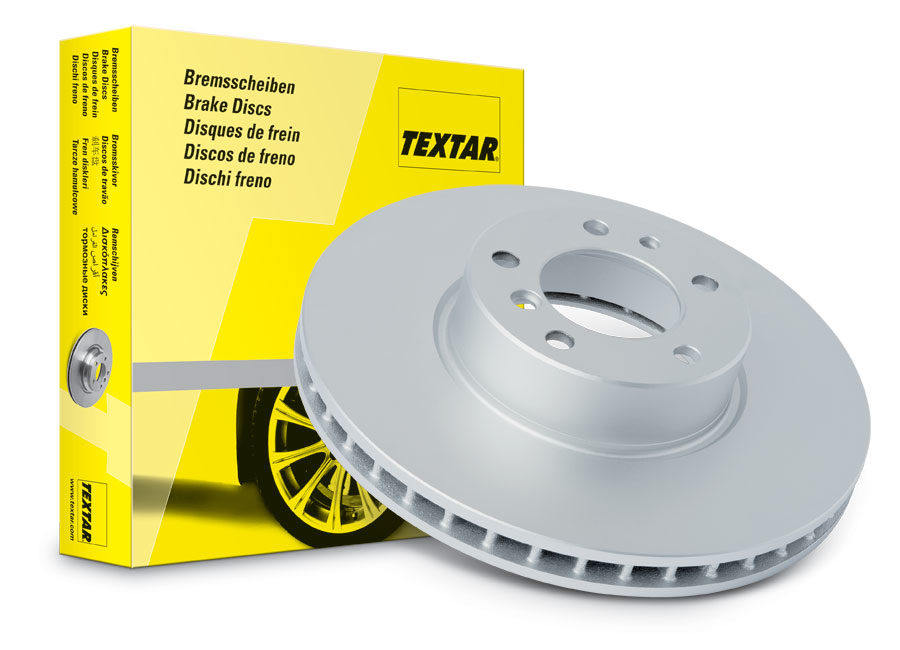 WORLDPAC now offers Textar brake rotors