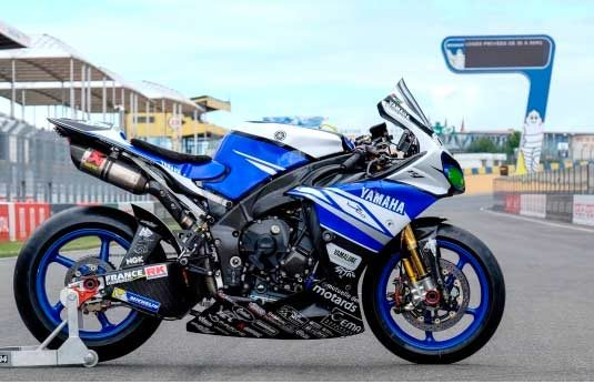 Yamaha aims for FIM World Endurance title in Le Mans