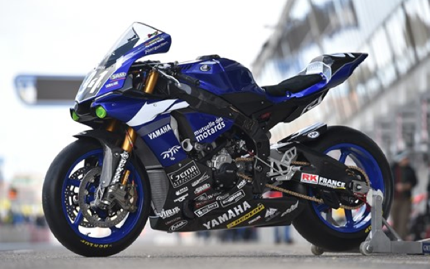 Yamaha brings endurance title chase to Bol d'Or season finale