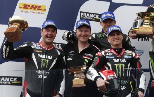 Yamaha Score in 77th Bol d'Or
