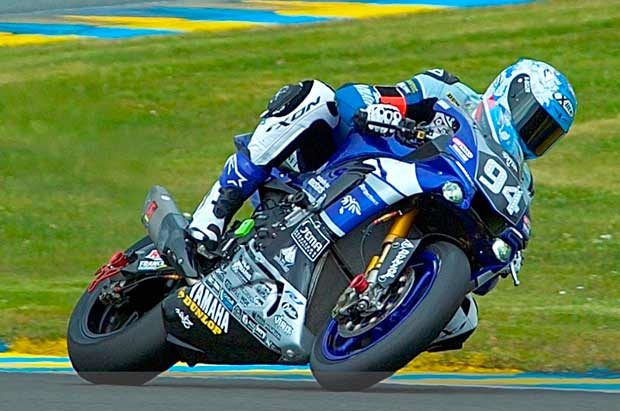Yamaha Takes Third In Le Mans Qualifying