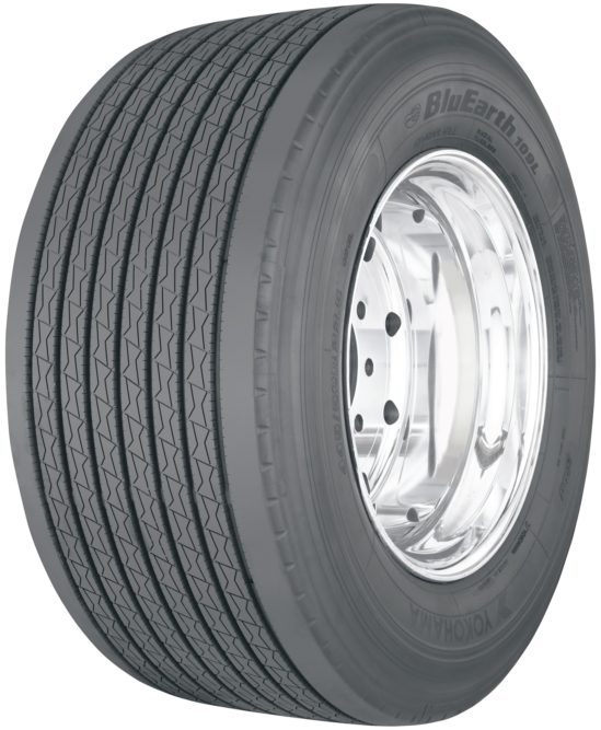 Yokohama Adds Two BluEarth Trailer Tires
