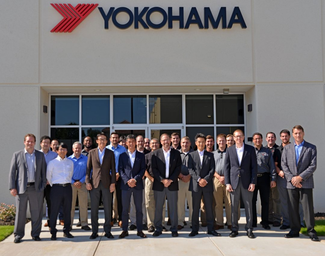 Yokohama Consolidates Research and Development in the U.S.