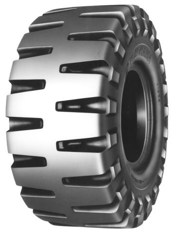 Yokohama displays OTR tires at ConExpo
