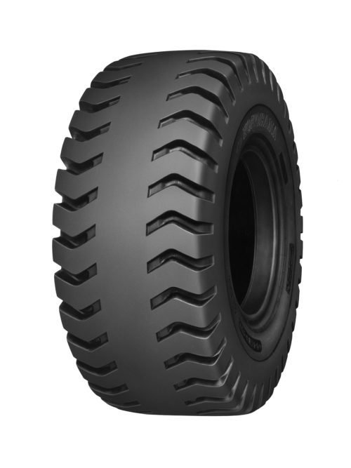 Yokohama to display new mining tires