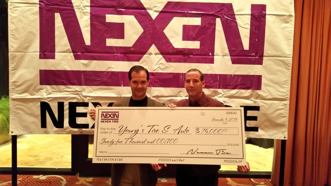 Young Brothers Win $75,000 from Nexen